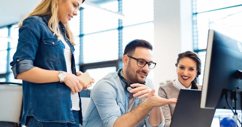Wie Sie mit einer modernen IT-Infrastruktur Ihrem Team das Arbeiten erleichtern