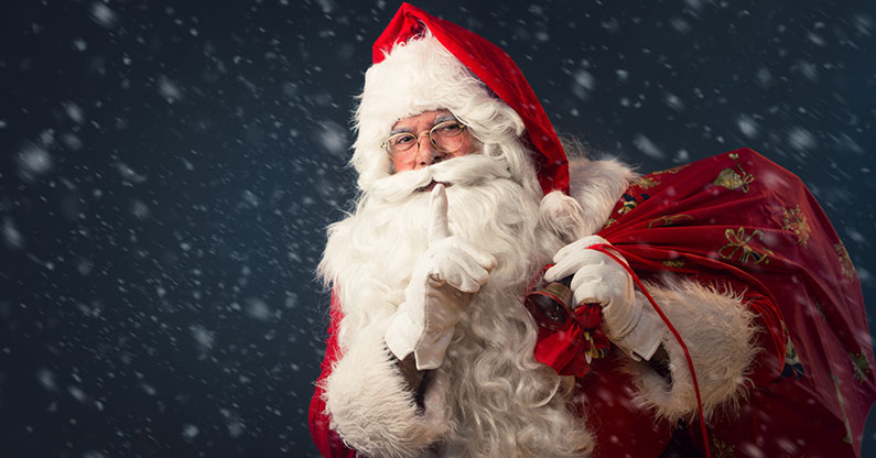 Frohe Weihnachten wünscht Ihnen das RYSIT-Team