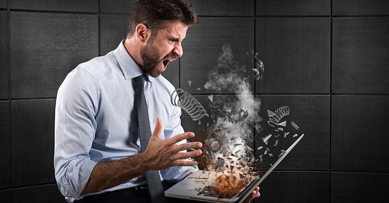Firmendaten in Gefahr? So retten Sie diese in den 3 häufigsten Notfällen