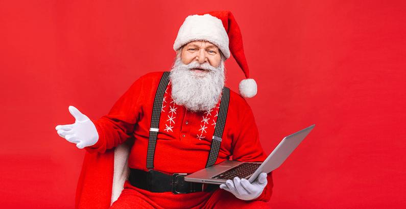 Das RYSIT-Team wünscht Ihnen frohe Weihnachten!